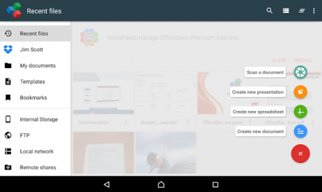 OfficeSuite 8 + PDF Converter | Android