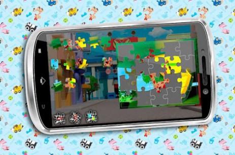 Скриншот Врумиз Пазл