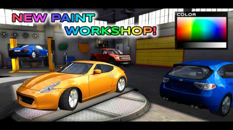 Скриншот Extreme Car Driving Simulator