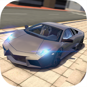 Cover art of «Extreme Car Driving Simulator» - icon