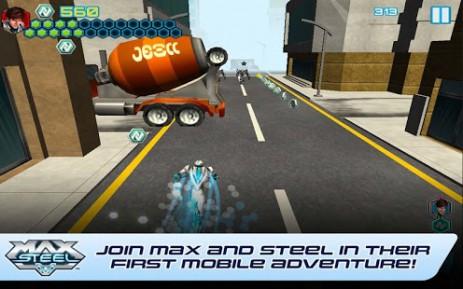 Скриншот Max Steel