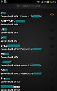 Скриншот WIFI Hacker Шутки