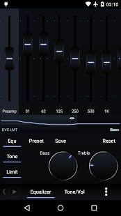 Скриншот Poweramp - пробная версия