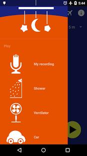 Скриншот Baby Sleep Instant