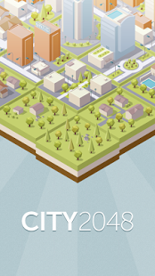 Скриншот City 2048