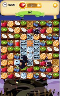 Скриншот Фрут Бамп: три в ряд