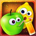«Fruit Bump — Фрут Бамп: три в ряд» на Андроид