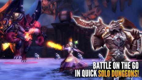 Скриншот Order & Chaos 2: 3Д MMO РПГ