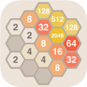 Hexic 2048 - icon