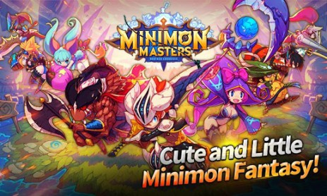 Minimon Masters | Android