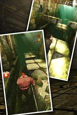 Скриншот Monster Castle Run 3D