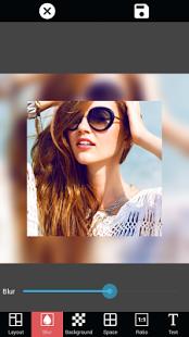 Скриншот Редактор фотографий и красочные фильтры для лица