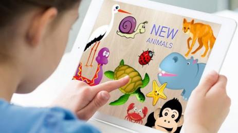 Животные головоломка для детей | Android