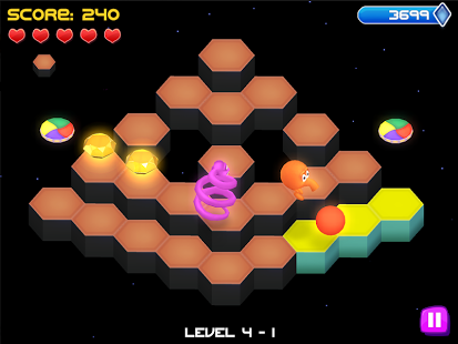 Q*bert: Rebooted | Android