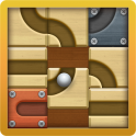 Roll the Ball: slide puzzle - icon