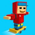 «Skatelander — Скейтляндия» на Андроид