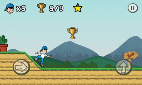 Skater Kid (Skater Boy) | Android