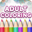 «Adult Coloring Book Premium» на Андроид