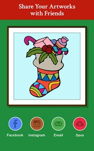 Colorjoy: Christmas Color Book | Android
