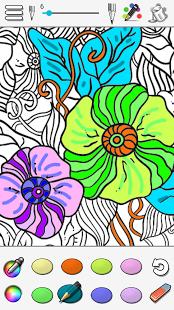Скриншот Coloring