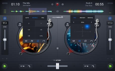 Скриншот djay FREE – DJ Mix Remix Music