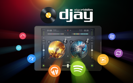 djay FREE - DJ Mix Remix Music | Android
