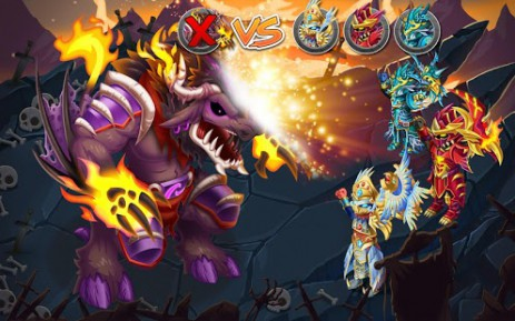 Knights & Dragons | Android