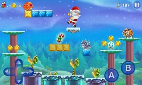 Скриншот Супер Дед Мороз