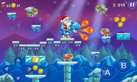 Mega Santa | Android