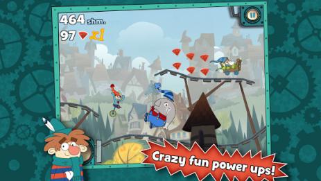 Скриншот The 7D Mine Train