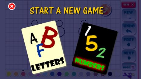 Скриншот Обучение детей буквам