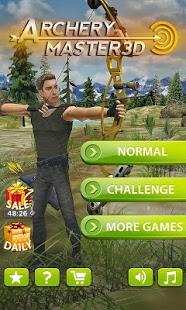 Мастер по стрельбе из лука 3D | Android