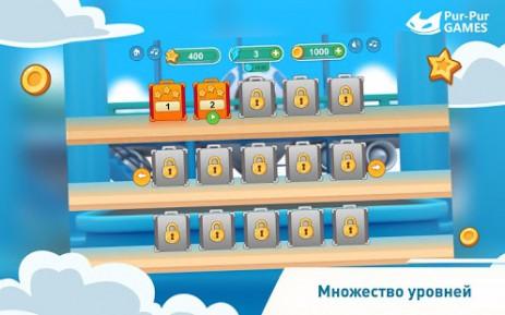 Чемоданчики: ханойская башня | Android
