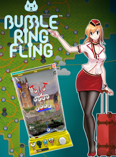 Bubble Ring Fling | Android