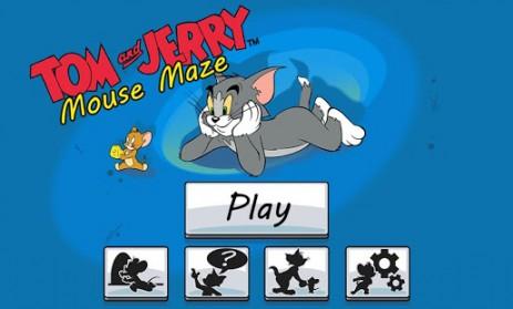 Лабиринт Тома и мышонка Джерри | Android