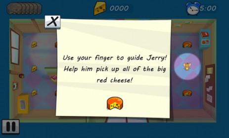 Скриншот Лабиринт Тома и мышонка Джерри
