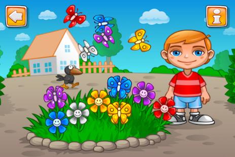 Развивающие игры Джека | Android
