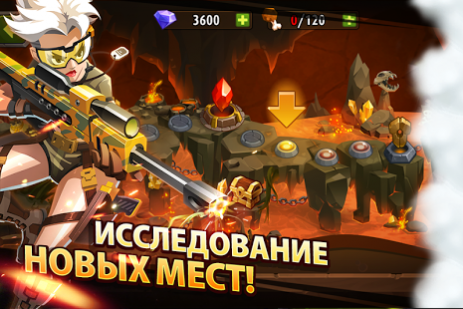 Скриншот Magic Rush: Heroes