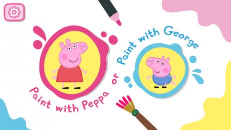 Скриншот Peppa Pig