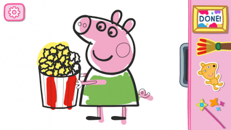 Peppa's Paintbox | Android