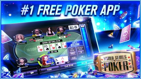 Скриншот World Series of Poker – WSOP