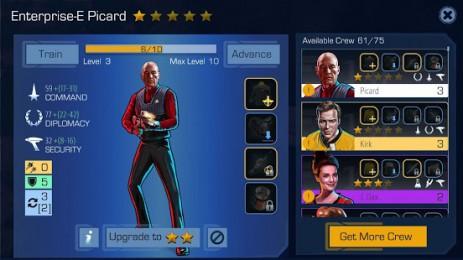 Скриншот Звёздный путь: Хроники