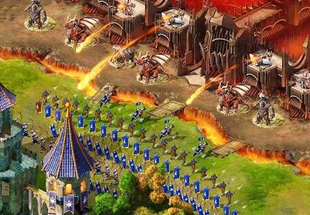 Скриншот Stormfall: Rise of Balur