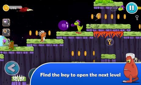 Скриншот Приключения в Эре Пузырей