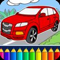 Cars - icon