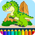 Dino Drawing Game android