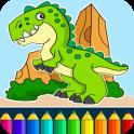 Dino Drawing Game