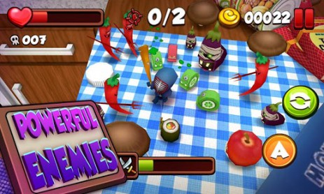 Kitchen Adventure 3D | Android