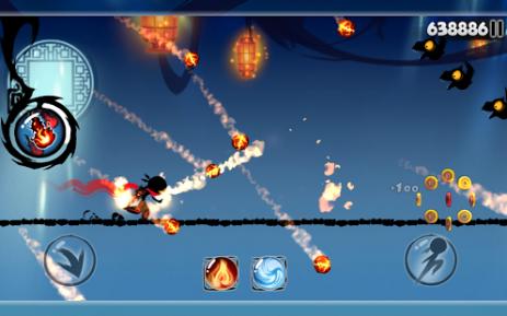 Скриншот Быстрый ниндзя