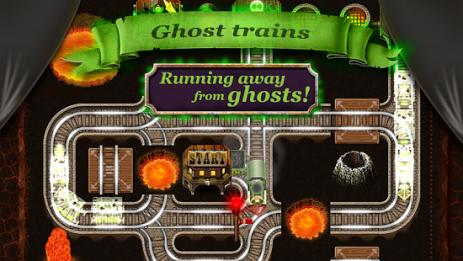 Rail Maze 2 : Пазл с Поездами | Android